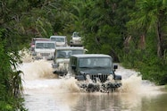 Thanksgiving Jeep Safari Cancun Mexico