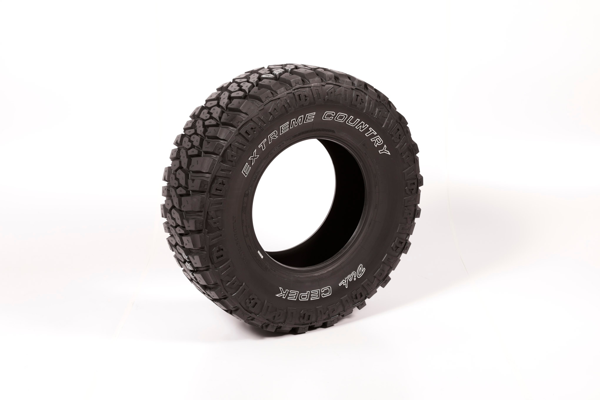 011 new tires dick cepek extreme country