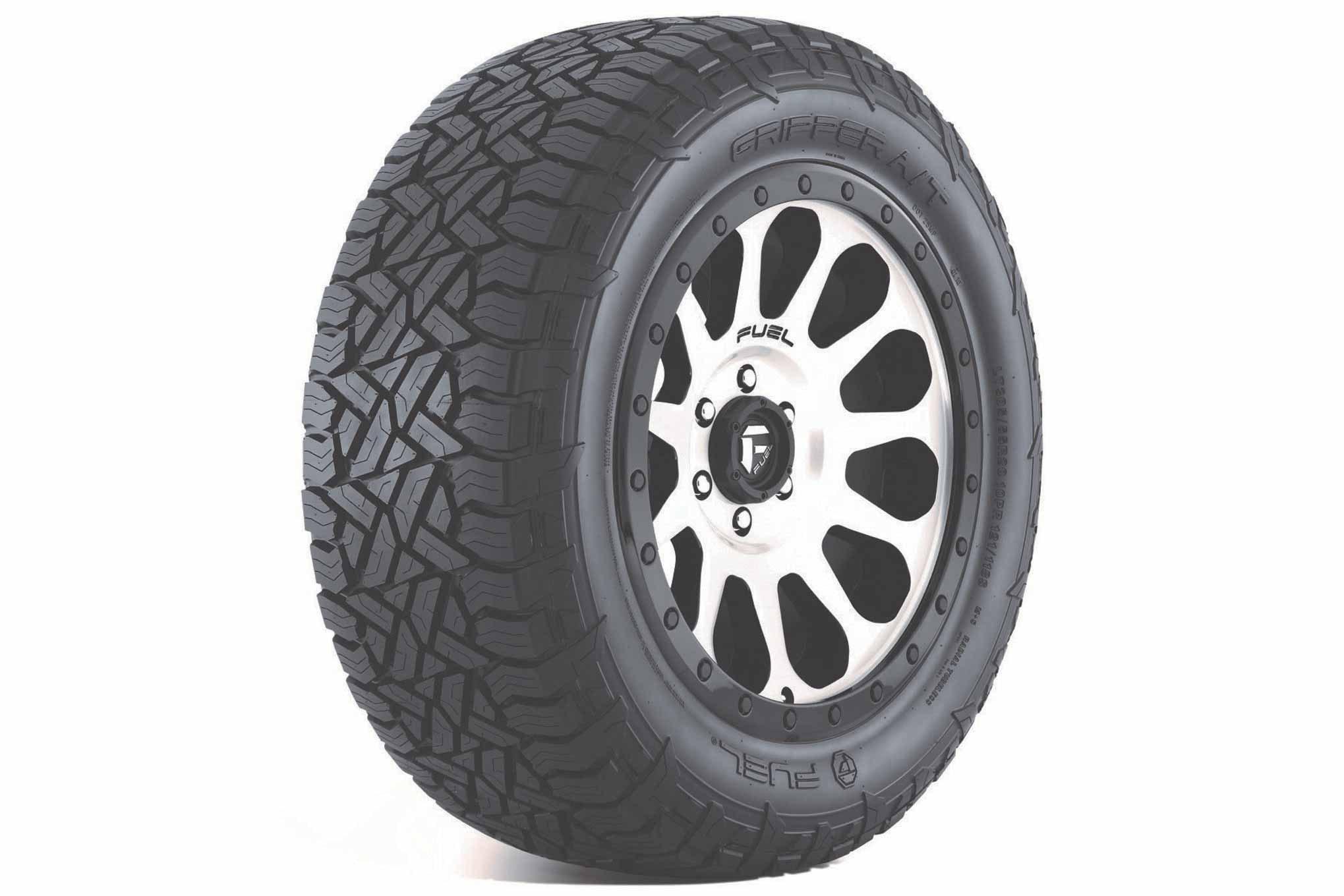 013 new tires fuel gripper