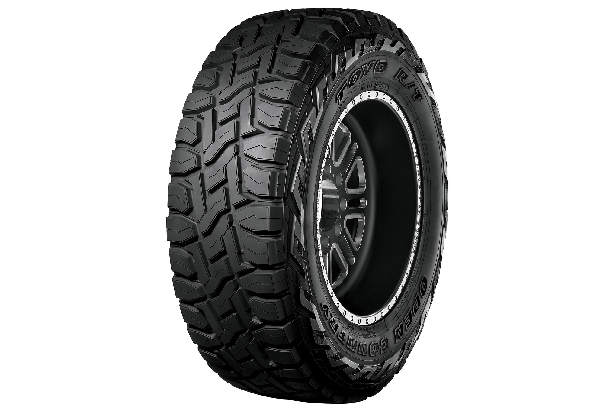 014 new tires toyo open country rt