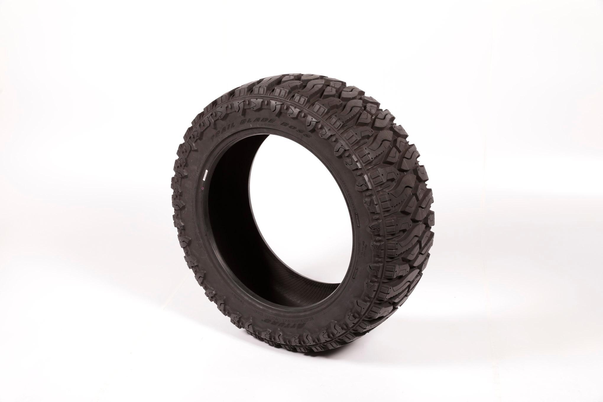 006 new tires atturo trail blade boss