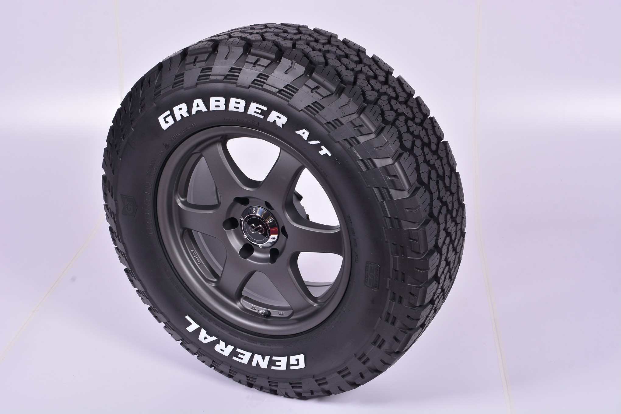 021 new tires general grabber atx