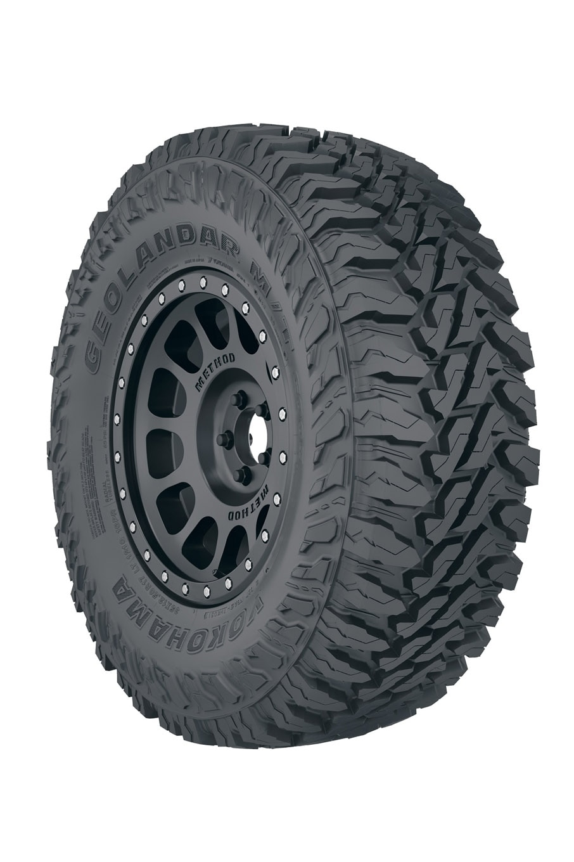 023 new tires yokohama geolandar mt mud terrain g003