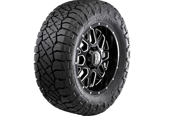 Lugged and Loaded! A Mega Collection Of 33 New Tires for Your 4x4