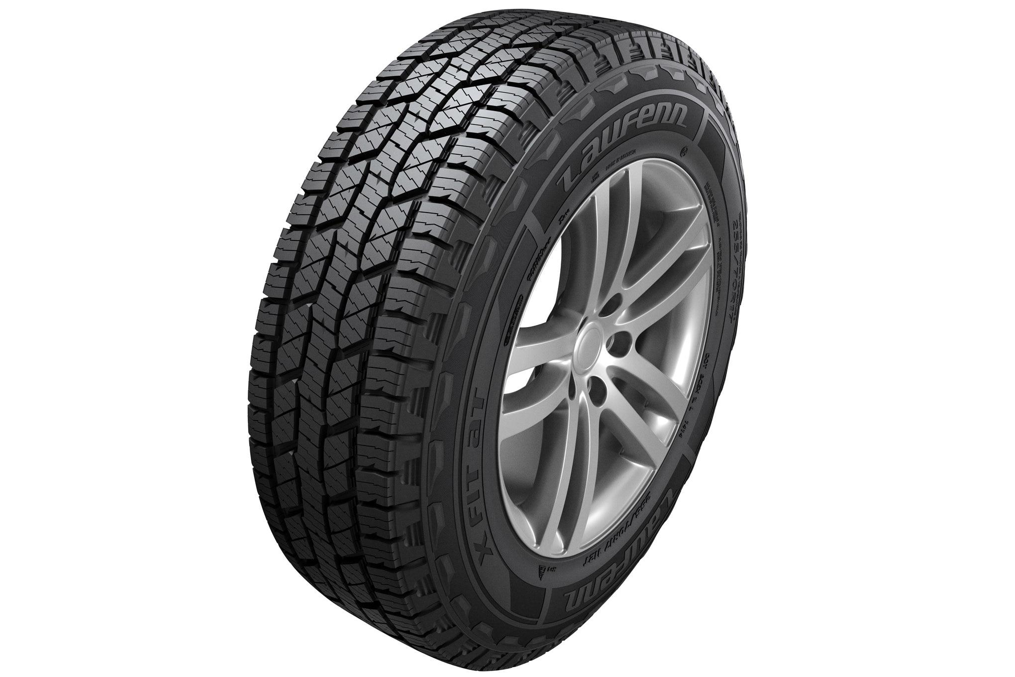 033 new tires laufenn x fit at
