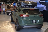 2015 SEMA Show Monday hyundai off roader