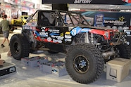 2015 SEMA Show Monday ifs ultra 4 car