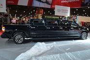 2015 SEMA Show Monday toyota tundra limo