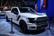 2015 SEMA Show Monday roush f 150