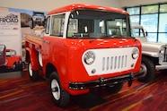 2015 SEMA Show Monday jeep fc