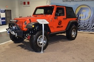 2015 SEMA Show Monday best top jeep