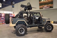 2015 SEMA Show Monday custom jeep