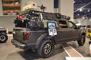 2015 SEMA Show Monday custom ford f 150