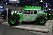 2015 SEMA Show Monday fab fours jeep