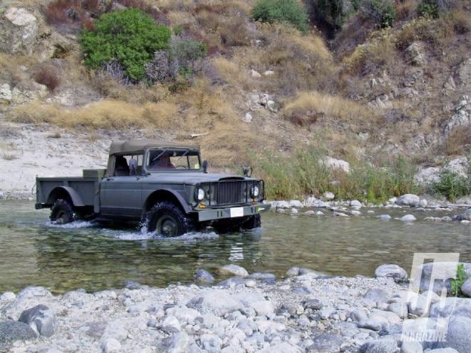 Jeep Full Size Axle Swap - Full Width