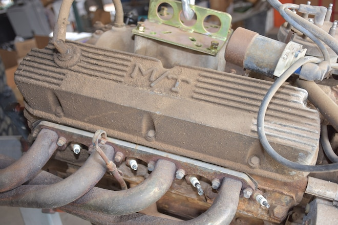 Cleaning With Parts Washer & Sandblaster