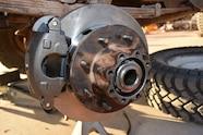 010 dana 60 rear disc brake swap