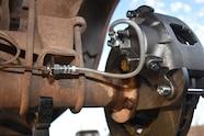 dana 60 rear disc brake swap