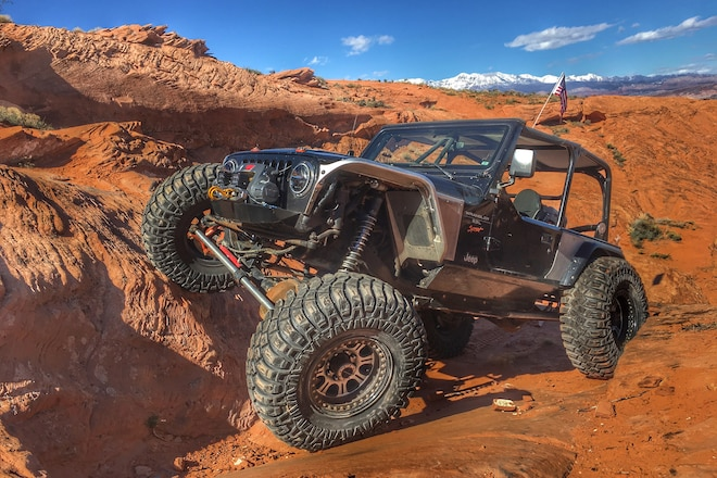 Jeep Shots From Around The World