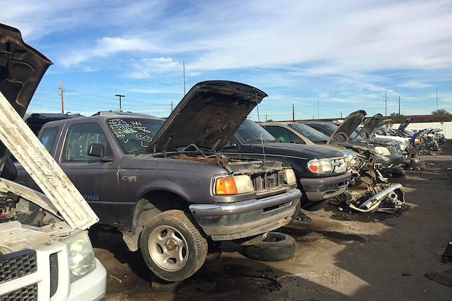 Tips & Tricks for Finding What You Need at the Junkyard