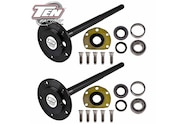 tech questions ten factory jeep amc 20 one piece rear cj 7 5 axleshaft kit flanged