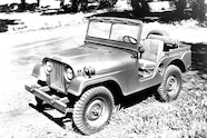 tech questions 1955 jeep m38A1 military vehicle data plates