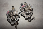The throttle bodies are generally very dirty from the