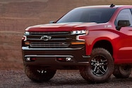 2019 chevrolet silverado 1500 z71 trailboss exterior front end graphic