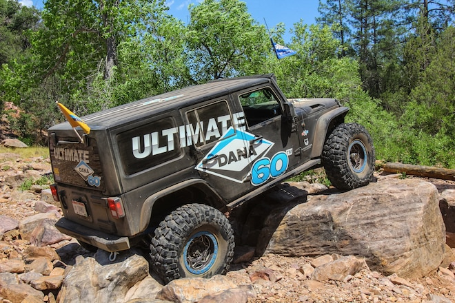 Dana: Official Crate Axle of Ultimate Adventure 2017 – #UA2017