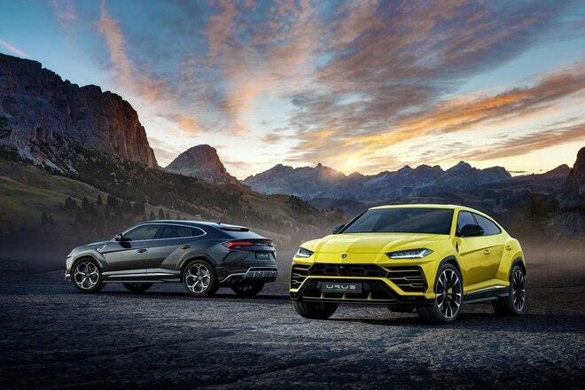 Four Wheeler News: World's First Super Sport Utility - 2018 Lamborghini Urus