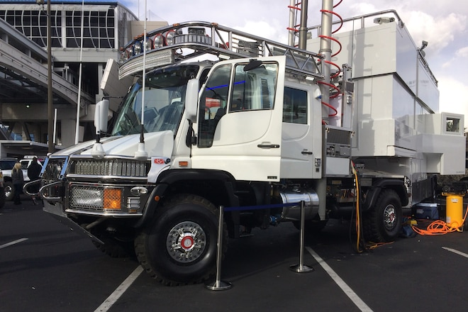 Overlanding Rigs from SEMA 2015