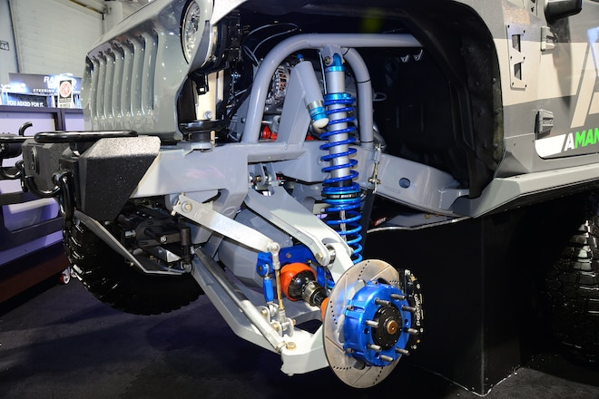 SEMA 2015: Top Tier New Products