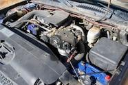 006 chevy sas duramax with trailer engine