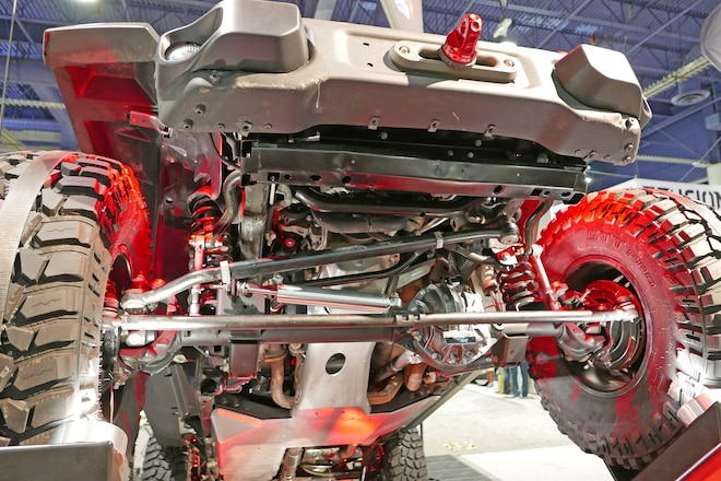 Our 5 Faves: Cool Jeep Products We Saw At SEMA 2015