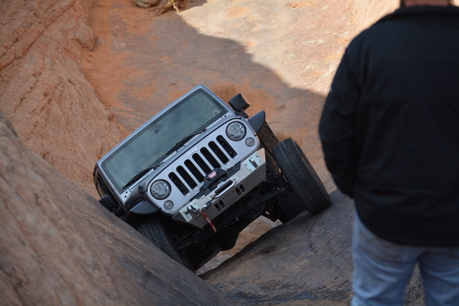 Moab Jeep Adventure: Hell's Gate and a Hummer