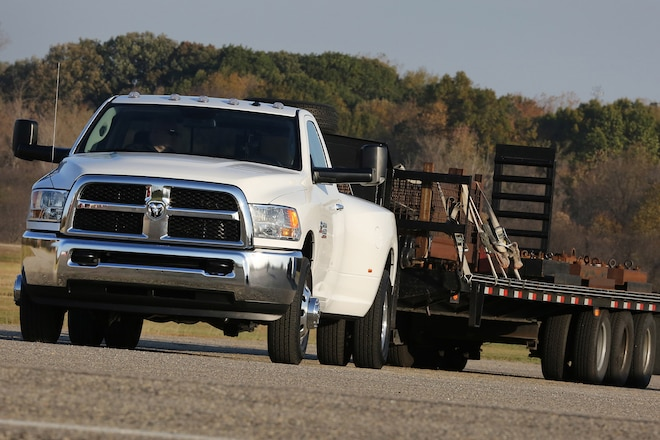 Torque Uncorked: Towing with the new 2016 Ram 3500 that has 900 lb-ft Cummins