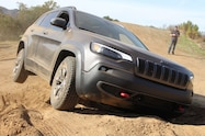 2019 Jeep Cherokee Trailhawk Gray Mike Grasso 29