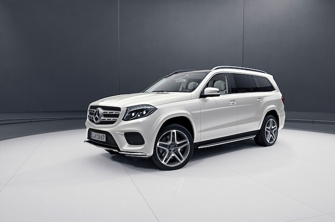 2018 Mercedes-Benz GLS Grand Edition – High-Luxe for a High Price