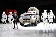 005 auto news four wheeler nissan titan xd star wars atm6