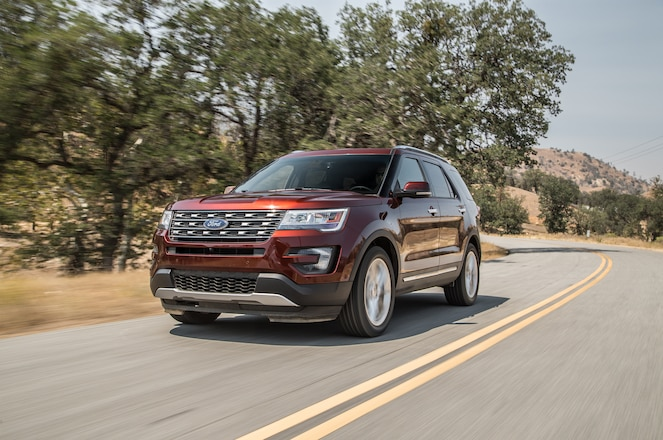 NHTSA, Ford Look to Resolve Explorer Exhaust Odor Issue