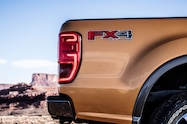 2019 ford ranger lariat fx4 exterior fender decal
