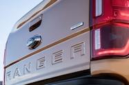 2019 ford ranger lariat fx4 exterior tailgate