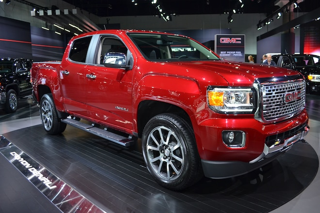 Cool Trucks, Jeeps & 4x4s From The 2015 L.A. Autoshow