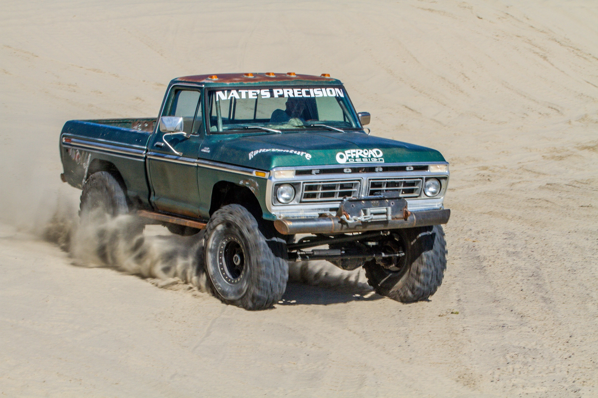 007 pit bull pbx tire sand dunes