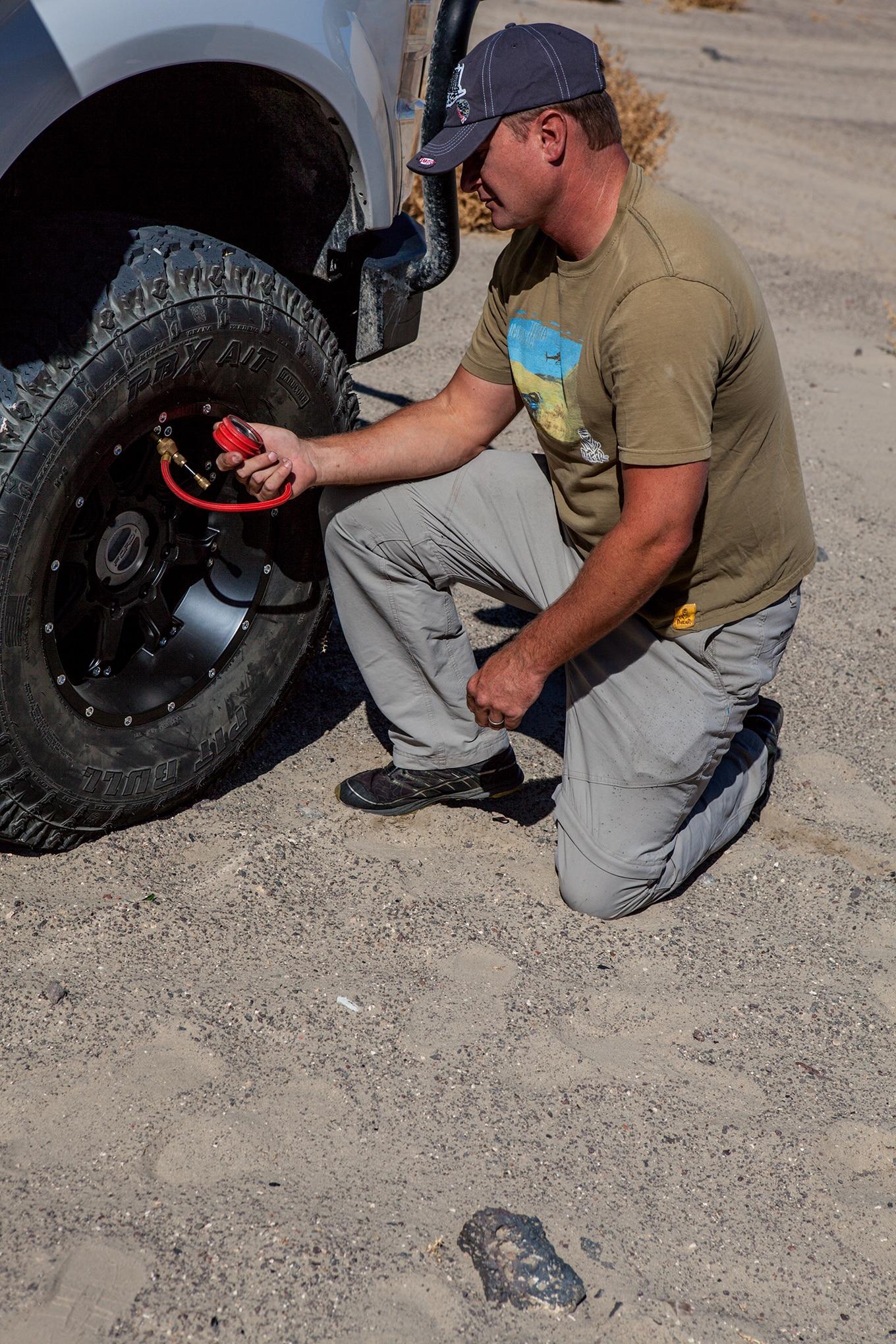 011 pit bull pbx tire lower air pressure