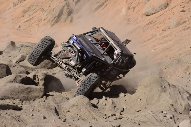 King of the Hammers 2018 Mega Gallery