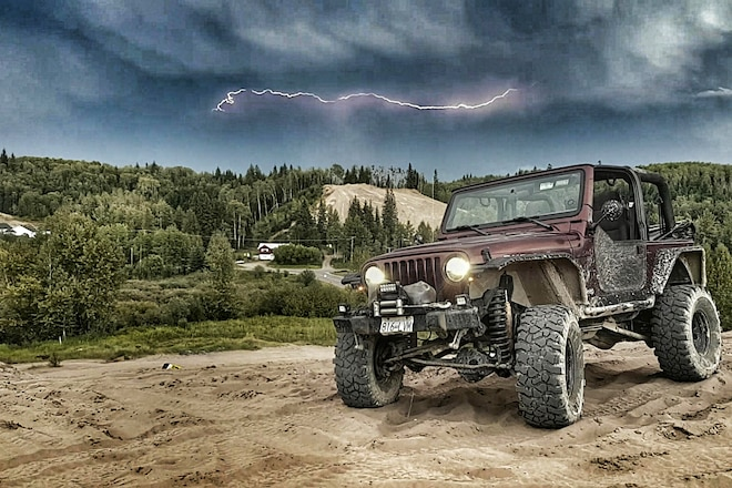 Reader's Jeeps From Around the World