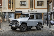 Land Rover Defender Bonhams