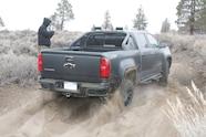 2016 chevy colorado trail boss