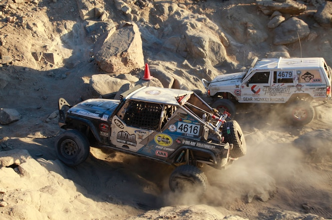 2018 King of the Hammers Every Man Challenge Race Results